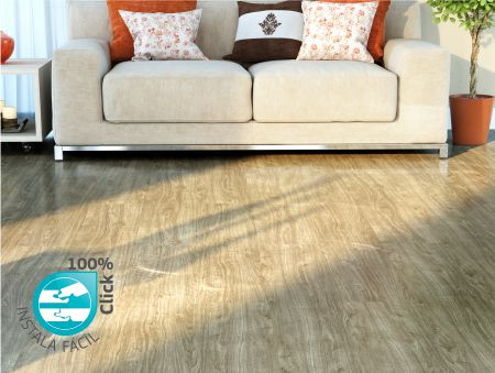 Piso Laminado Durafloor New Way