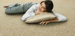 Ambiente com Carpete Itapuã Master