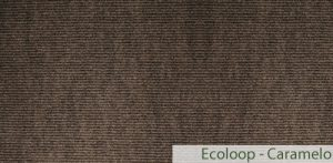 Carpete (Forração) para Eventos Ecoloop Caramelo