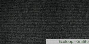 Carpete (Forração) para Eventos Ecoloop Grafite
