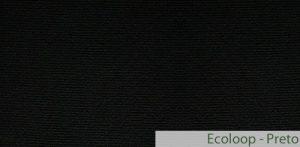 Carpete (Forração) para Eventos Ecoloop Preto