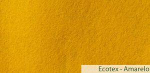 Carpete (Forração) para Evento Ecotex Amarelo