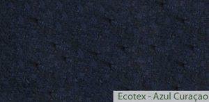 Carpete (Forração) para Evento Ecotex Azul Curaçao
