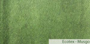 Carpete (Forração) para Evento Ecotex Musgo