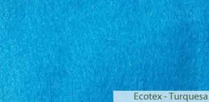 Carpete (Forração) para Evento Ecotex Turquesa