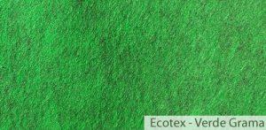 Carpete (Forração) para Evento Ecotex Verde Grama