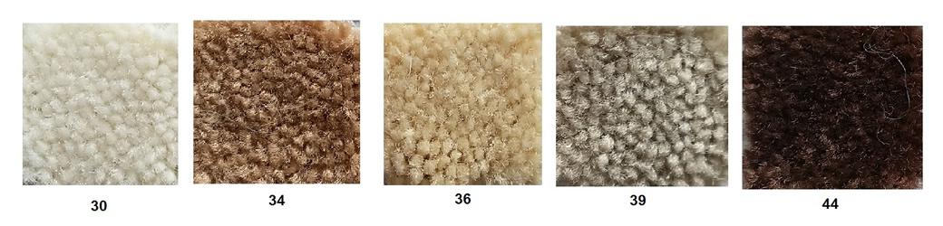 Linha de Carpete Zipping: Clean Master