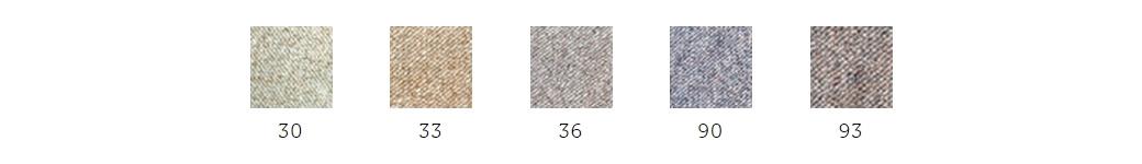 Linha de Carpete Zipping: Star