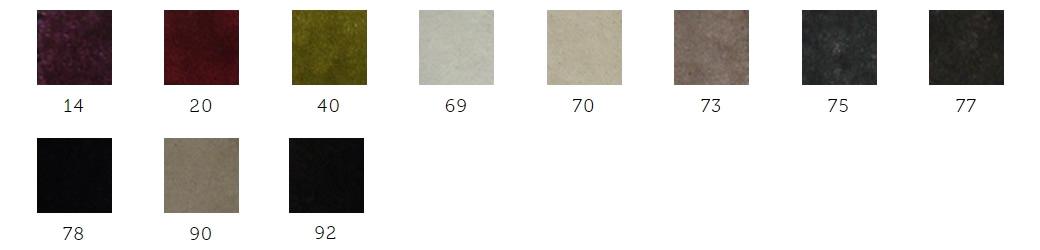 Linha de Carpete Zipping: Ultra