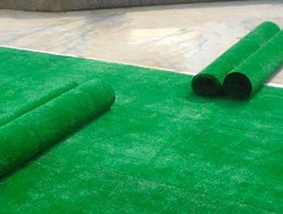Grama Sintética Verde 10mm