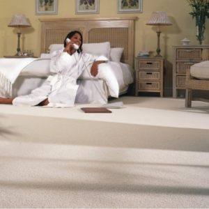 Ambiente com Carpete Obsession Beaulieu