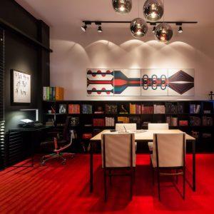 Ambiente com Carpete Sensation Beaulieu