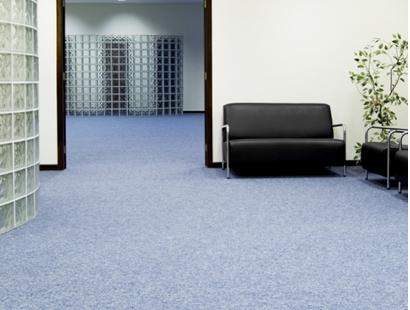 Ambiente com Carpete em Rolo Astral Antron
