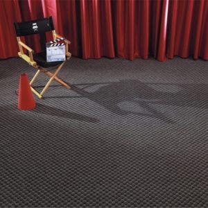 Ambiente com Carpete em Rolo Dimension