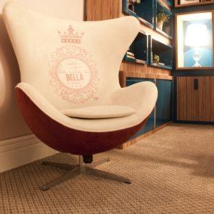 Ambiente com Carpete em Rolo Luxury