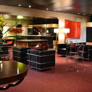Ambiente com Carpete em Rolo Ópera Antron