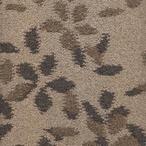 Carpete em Rolo Colortuft Floral 1 Beaulieu