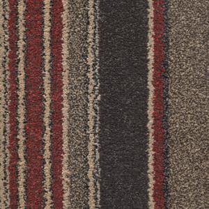 Carpete em Rolo Metropolitan Beaulieu Red