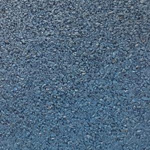 Piso de Borracha Azul Claro