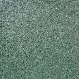 Piso de Borracha Verde
