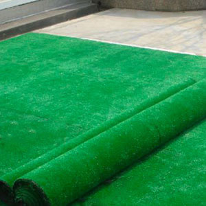 Rolo de Grama Sintética Verde (10mm)