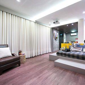 ambiente com piso vinilico castilla beaulieu 4