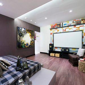ambiente com piso vinilico castilla beaulieu 5