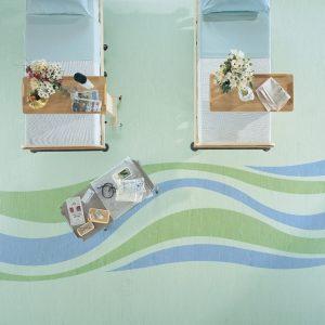 ambiente com piso vinilico xl pu beaulieu 3