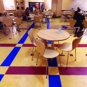 ambiente com piso vinilico xl pu beaulieu 6