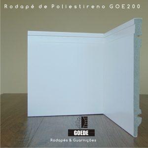 Rodapé em Poliestireno GOE200