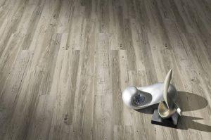 Ambiente com Piso Vinílico Natural Vision Wood Premium