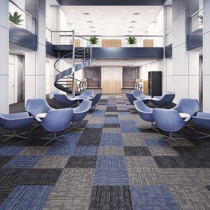 Ambiente com Carpete Beaulieu Fragment