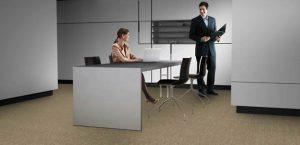 Ambiente com Carpete Lumiere