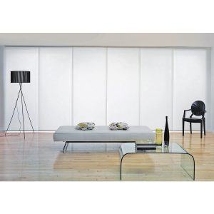 Ambiente com Cortina Painel