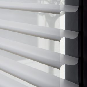 Ambiente com Cortina Triple Shade