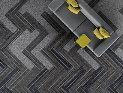 Carpete em Placas Agregatta