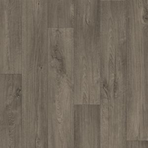 Piso Vinílico Tarkett Decode Wood Dark Brown 25104007