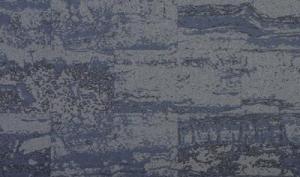 Carpete em Placas Forge Beaulieu - Navy