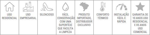 Informações Úteis do Piso Vinílico Ospefloor 4mm Click