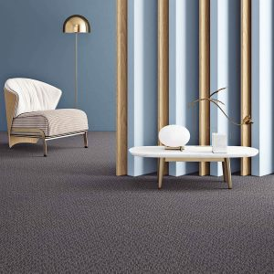 Ambiente com Carpete em Rolo Belgotex Cast 1