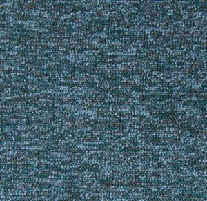 Carpete em Placa Colors Cobalt Turquoise