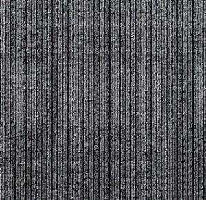 Carpete em Placa Minerius Flash Cinza