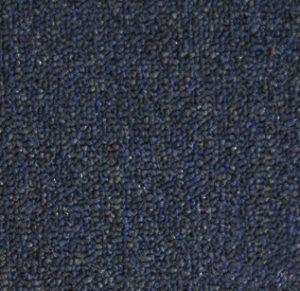Carpete em Placa Pegasus Mescla Azul Global