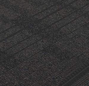 Carpete em Placa Pegasus Randômico Mirage Black