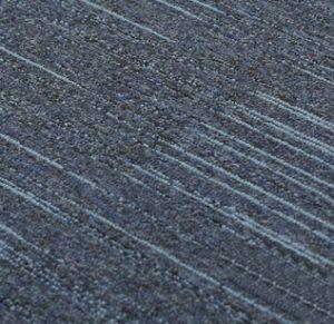 Carpete em Placa Pegasus Randômico Versus Deep Ocean Blue