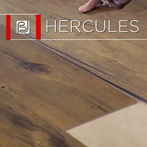 ambiente com piso vinilico hercules