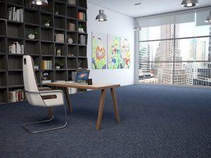 Ambiente Carpete em Rolo Messenger Serie 3200