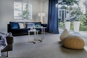 Ambiente com Carpete Residencial Bella Vista