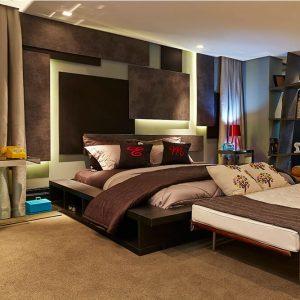 Ambiente com Carpete Residencial Sensation