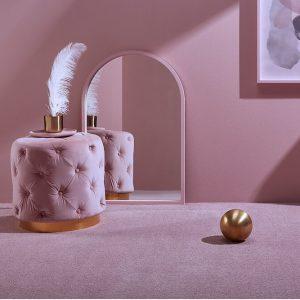 Ambiente com Carpete Residencial Sensualité